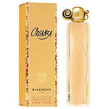 Buy Givenchy Organza Eau de Parfum, 50ml Online at johnlewis.com