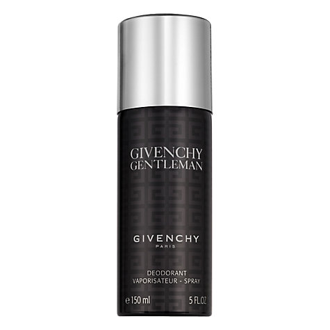 Buy Givenchy Gentleman Deodorant Spray, 150ml Online at johnlewis.com