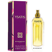 Buy Givenchy Ysatis Eau de Toilette, 50ml Online at johnlewis.com