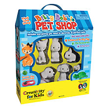 Buy Creativity for Kids Bitty Bobble Pet Shop Online at johnlewis.com