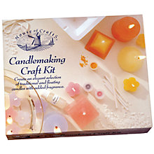 Buy House Of Crafts Candlemaking Craft Kit Online at johnlewis.com