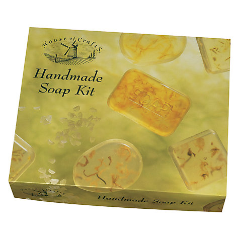 Buy House of Crafts Handmade Soap Kit Online at johnlewis.com