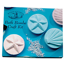 Buy House of Crafts Bath Bombe Craft Kit Online at johnlewis.com