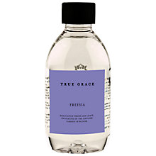 Buy True Grace Diffuser Refill, Freesia, 200ml Online at johnlewis.com