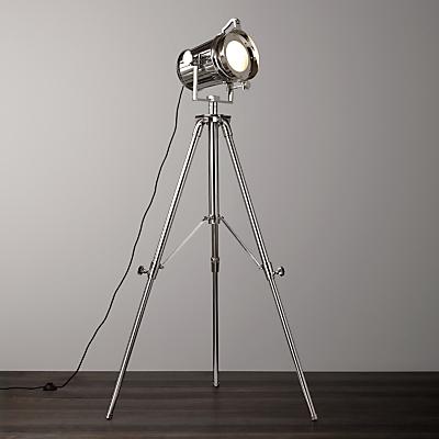 Libra Bryce Movie Floor Lamp