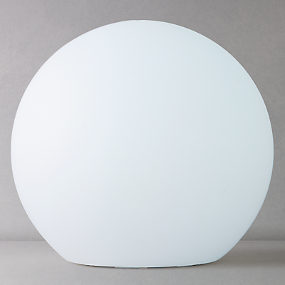 John Lewis Outdoor Colour Changing Ball Light, Small