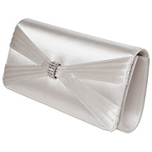 Buy Rainbow Club Belle Clutch Handbag, Ivory Online at johnlewis.com
