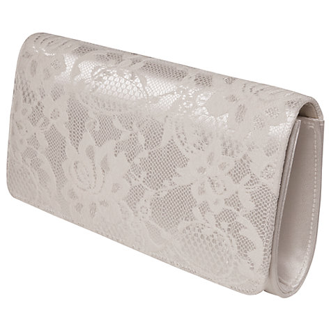 Buy Rainbow Club Tilly Clutch Handbag, Ivory Online at johnlewis.com