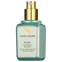 Buy Estée Lauder Idealist Even Skintone Illuminator, 75ml Online at johnlewis.com