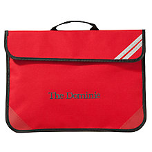 Buy The Dominie Book Bag, Red Online at johnlewis.com