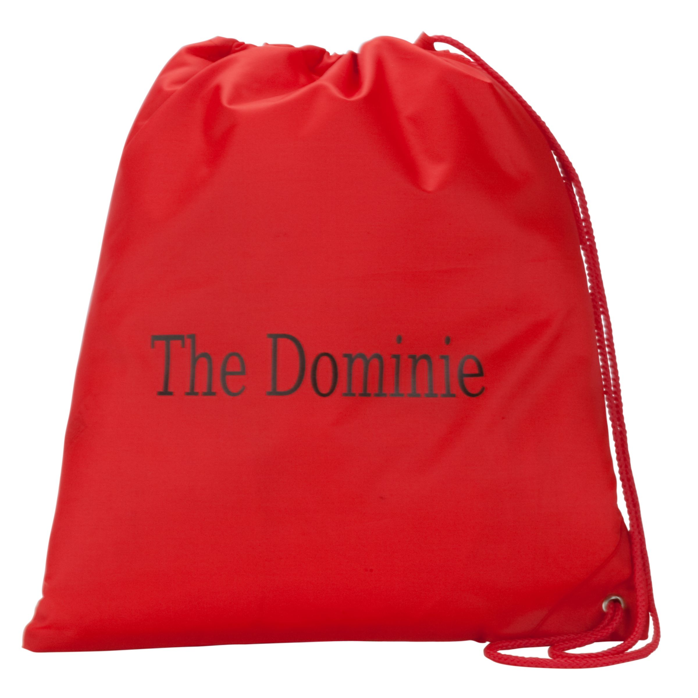 The Dominie The Dominie PE Bag, Red
