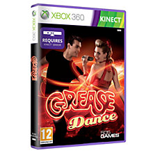Buy Kinect: Grease Dance, Xbox 360 with 800 Xbox 360 Live Points Online at johnlewis.com