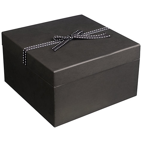 Buy John Lewis Trinket Gift Boxes, Large Online at johnlewis.com