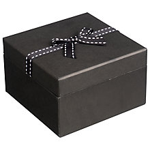 Buy John Lewis Trinket Gift Boxes, Medium Online at johnlewis.com