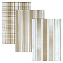 Buy John Lewis Extra Large Tea Towels, Set of 3 Online at johnlewis.com