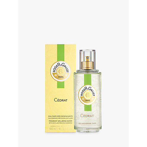 Buy Roger & Gallet Citron Fragrant Water, 100ml Online at johnlewis.com