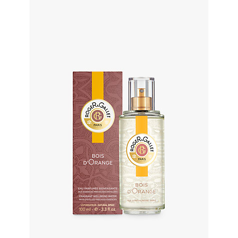 Buy Roget & Gallet Bois D'Orange Fragrant Water Spray, 100ml Online at johnlewis.com