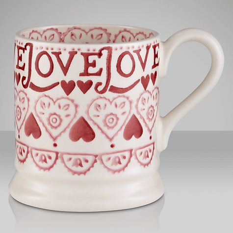 Buy Emma Bridgewater Sampler Mug, 1/2 Pint Online at johnlewis.com