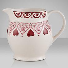 Buy Emma Bridgewater Sampler Jug, 1/2 Pint Online at johnlewis.com