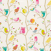 Buy Harlequin What A Hoot PVC Tablecloth Fabric, Multi Online at johnlewis.com