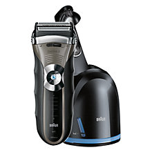 Buy Braun 390CC4 Series 3 Shaver Online at johnlewis.com