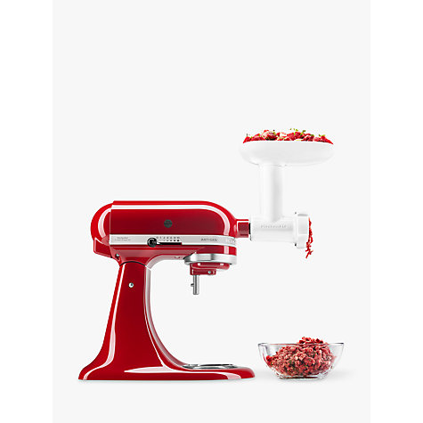 Buy KitchenAid Food Grinder Attachment Online at johnlewis.com