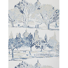 Buy Prestigious Textiles Scene Wallpaper, Indigo, 1942/705 Online at johnlewis.com