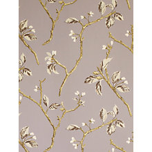Buy Prestigious Textiles Shade Wallpaper, Cognac, 1943/161 Online at johnlewis.com