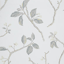 Buy Prestigious Textiles Shade Wallpaper, Mist, 1943/655 Online at johnlewis.com