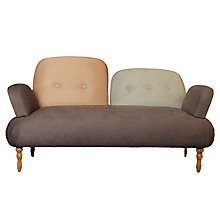 Buy John Lewis Doodle Petite Sofa, Multi Online at johnlewis.com