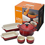 Le Creuset Mixed Starter Cookware Set