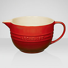 Buy Le Creuset Stoneware Mixing Jug Online at johnlewis.com