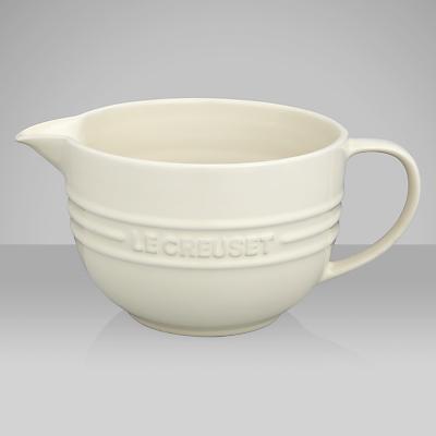 Le Creuset Stoneware Mixing Jug