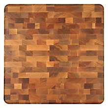 Buy Eddingtons Reversible Maple Chopping Board Online at johnlewis.com