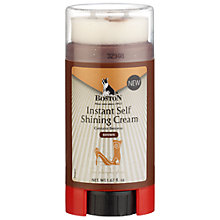 Buy Boston Self Shining Shoe Cream, Brown, 50ml Online at johnlewis.com