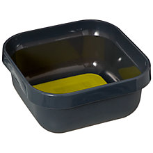 Buy John Lewis Washing-Up Bowl, Grey / Green Online at johnlewis.com