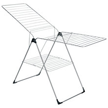 Buy Brabantia Indoor Clothes Airer Online at johnlewis.com