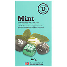 Buy House of Dorchester The Connoisseur Collection Mint Chocolates, 100g Online at johnlewis.com