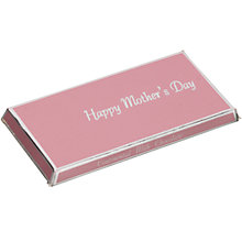 Buy Ambassadors of London Mother's Day Message Chocolate Bar Online at johnlewis.com
