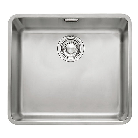 Buy Franke Kubus KBX110-45 Undermounted Single Bowl Sink, Stainless ...