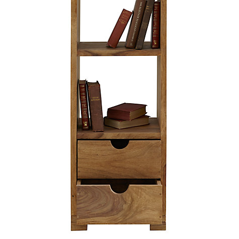 Buy John Lewis Stowaway Single 2 Drawer Bookcase Online at johnlewis.com