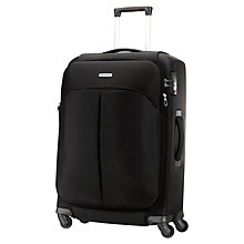 Buy Samsonite Cordoba Duo 4-Wheel Large Hybrid Suitcase Online at johnlewis.com