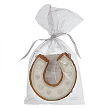 Buy Image on Food Gingerbread Horseshoe, 35g Online at johnlewis.com