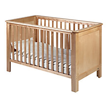 Buy John Lewis Anton Cotbed, Natural Online at johnlewis.com