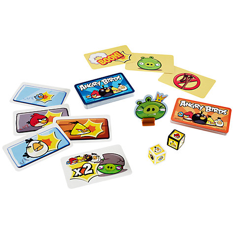 Buy Angry Birds Card Game Online at johnlewis.com
