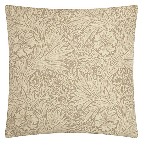 Buy William Morris Marigold Cushion Online at johnlewis.com
