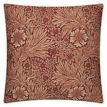 Buy Morris & Co Marigold Cushion Online at johnlewis.com