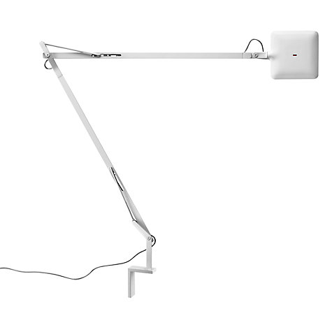Buy Flos Kelvin LED Wall Light, White Online at johnlewis.com