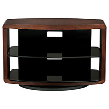 Buy BDI Valera 9723 CW Television Stand for TVs up to 32-inch, Chocolate Stained Walnut Online at johnlewis.com