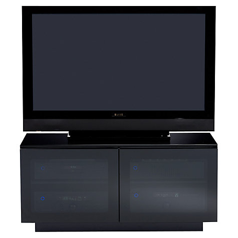 "Buy Mirage 8224/BL TV Stand for TVs over 42"" Online at johnlewis.com"